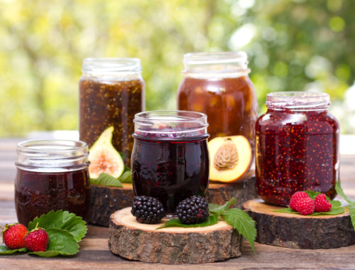 фруктовые джемы