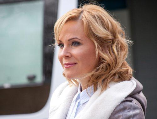 Актриса Мария Куликова