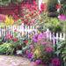 цветы для палисадника
