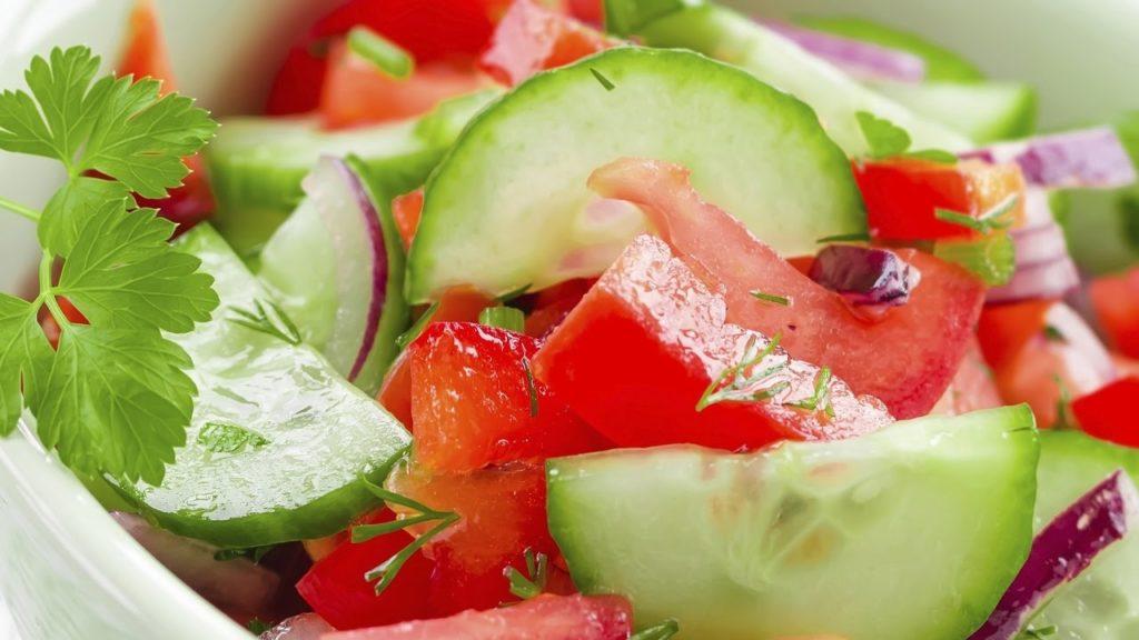 самый популярный салат