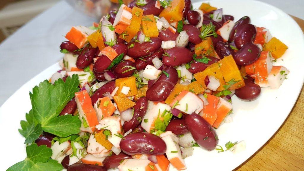 весенний праздничный салат