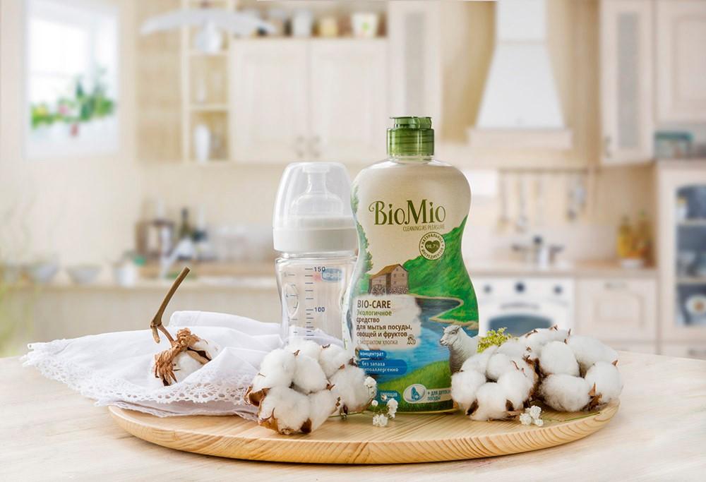 средство для посуды био-мио