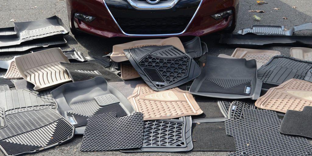совместимость ковриков для автомобилей