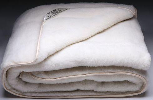 одеяло из шерсти